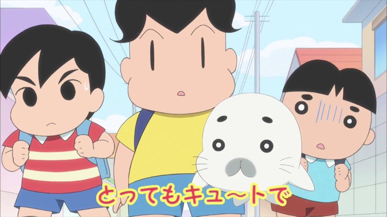 少年アシベ GO! GO! ゴマちゃん 第1期